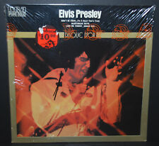 "Rare ELVIS PRESLEY ""DISQUE D'OR"" LP Album FRANCE Import 1976 FNL1-7252 SEALED"