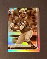 2019 Topps Chrome Sepia Refractor Pete Alonso Rookie RC #204