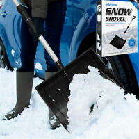 MOVTOTOP Folding Snow Shovel Collapsible Outdoor Car Compact Shovel Clean Tool