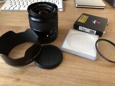 CONTAX 645 Carl Zeiss Distagon 55mm F3.5 T* Lens + Metal Hood