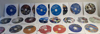 Wii Disc Only Pick and Choose Lot! Cleaned and Tested!