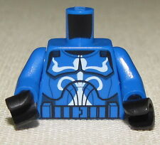 LEGO NEW STAR WARS MINIFIGURE SENATE COMMANDO TORSO CAPTAIN MARKINGS