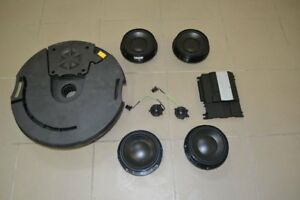 Original VW Golf 7 Soundsystem Dynaudio 5G0035591 5G0035456
