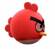 UK CAR AERIAL Antenna Topper Angry Birds Locator Parking Finder Ball Red Animal