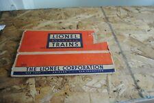 Lionel 1655 2-4-2 Locomotive Box Only