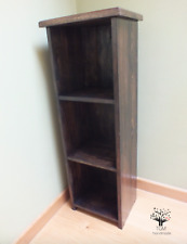 c4 Freestanding Tall Cabinet | Bookshelf |  Solid Pine Freestanding Bookcase