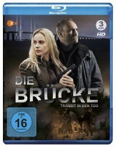 Die Brücke Transit in den Tod Staffel 1 Bluray NEU!!! OVP