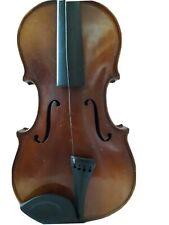Nr.652 sehr schöne Geige  mit Zettel