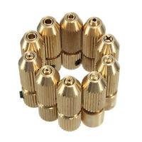 2.3 3.17mm Mini Drill Bit Clamp Fixture Chuck 0.7-3.2mm Electric Motor Shaft SY