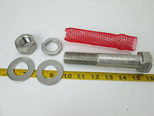 Bolt w/Lock Washer, 2 Flat Washers and Nut 1