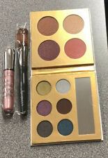 New Nib Pur Midnight Masquerade Face Palette brush And Lipgloss