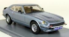 NEO 1/43 Scale - 43986 Datsun 240Z 2+2 Metallic Blue - Resin Model Car