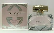 GUCCI BAMBOO PERFUME FOR WOMEN 2.5 OZ / 75 ML EAU DE PARFUM BRAND NEW & SEALED