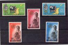 Trinidad y Tobago Series del año 1961-68 (DJ-748)