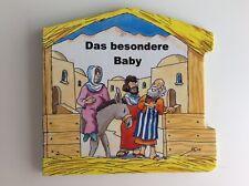 Das besondere Baby Bilderbuch Buch eine Geschichte von Bibel Kinder Top