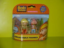 Bob the Builder Figures ~ Brad Radical & Spud ~ with articulated arms & legs NEW