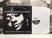 CROSSOVER SOUL - A COLLECTION OF MODERN SOUL CLASSICS LP VG+/EX 1993 UK GSLP9