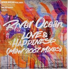River Ocean - Love And Happiness (Masters At Work 2007 Mixes) NEW 12""