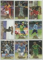 2017 Topps Stadium Club MLS Gold Parallel (Rimando, Agudelo,+++) U-Pick List