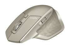 Logitech MX Master Stone Wireless Ergonomic USB Optical 1600DPI Mouse White