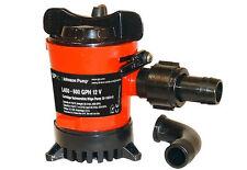 12 Volt Bilgepumpe Bilgenpumpe Wasserpumpe Schalttafel Schaltpaneel 500 GPH