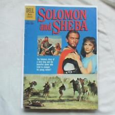 Four Color (Dell) 1070 Solomon & Sheba FN/VF SKUB21988 25% Off!