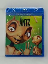 Antz (1998) Blu-Ray Buy 5 Get 1 Free! $3 Shipping Once!