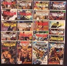 SAVAGE HAWKMAN #0 - 20 Comic Books Complete Series DC New 52 NM 2011