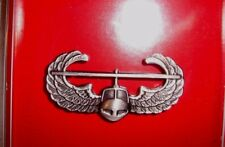 U. S. Army Air Assault Regulation Air Assault Oxidized Badge