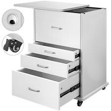 Medical Dental Equipment Assistant's 4 Drawer Mobile Cabinet Alabama Cart