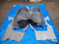 CORVETTE 1997 - 2004 Carpet molded heat-formed set, NEW, NICE!!! LH & RH, Gray