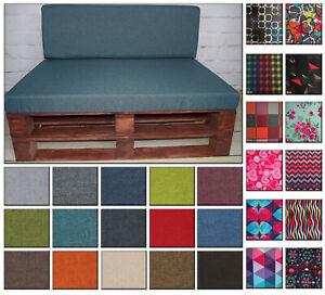 Palettenkissen Palettenmöbel Garten Palettencouch Palettenauflage Sofa Outdoor