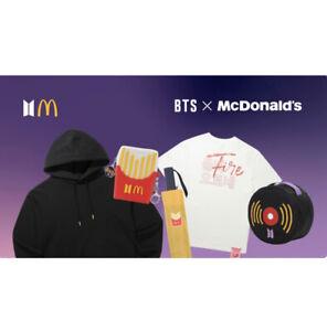 BTS X McDonald's Collab