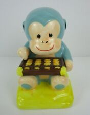 Wells Fargo 2016 Chinese Year Of The Monkey Promotional Ceramic Piggy Bank