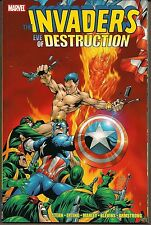 Invaders Eve Of Destruction Marvel 2010 Universe #1-7 Sc Gn Tpb Capt America New