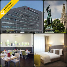 4 Tage 2P Wien 4 Sterne Austria Trend Hotel Doppio Kurzreise Wochenende Reise