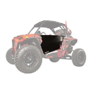 Tusk Barrier Suicide Doors Black POLARIS RZR XP 1000 RZR XP TURBO RZR XP TURBO S
