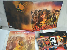 LP Bundle STORM CORROSION, Signed 2LP+Poster+Bluray Steven Wilson Porcupine Tree