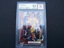 1995 Superior Pix Autographs, #2 Jason Kidd/1500 BGS 8.5/10