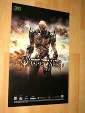 Quake Wars & Racedriver Grid Double sided Poster gefaltet 45x29.5 cm