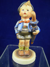 Hummel Vintage Home From Market Piglet in Basket Tmk5 198/2/0 4 1/2""