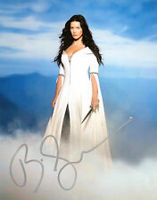 Bridget Regan + + AUTOGRAFO + + Sex and the City + + Legend of the Seeker