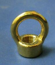 Cast brass loop