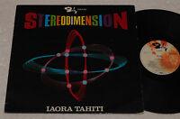 IAORA TAHITI:LP-STEREODIMENSION-1°PRESS 1969 EX-