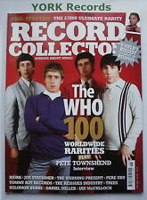 RECORD COLLECTOR MAGAZINE - Issue 337 June 2007 - Who - Pete Townsend / Bjork