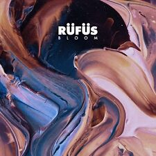 RUFUS-Bloom(2016)-You Were Right, Like An Animal- New AND Sealed
