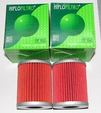 Aprilia 1000cc Oil Filter 2pk from Hi-Flo
