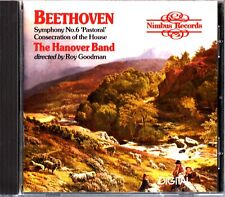 Beethoven - Symphony No.6 'Pastoral' Consecration Of The House CD Roy Goodman