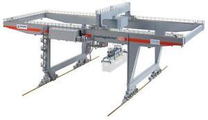 Faller 120290 Containerbrücke #NEU in OVP##