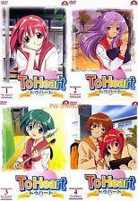 To Heart ( Anime OmU Deutsch ( 4 DVDs Komplette Serie 1-13 ) NEU OVP